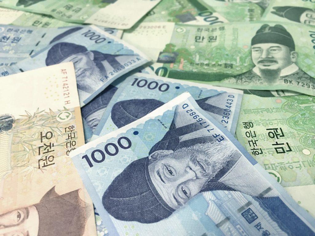 韓国 為替 市場