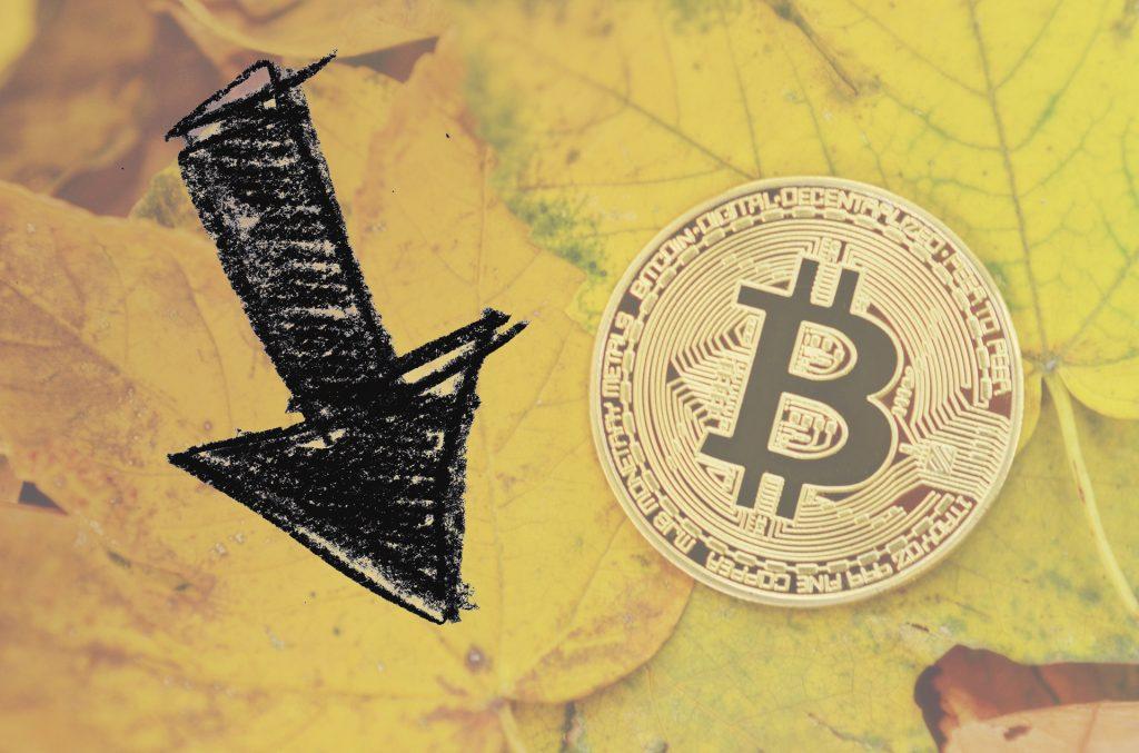 ビットコイン利益確定